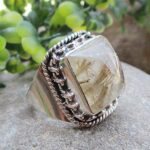925-Sterling-Silver-Golden-Rutiliated-Quartz-Ring-Handmade-Jewelry-for-Womens-Gift-B07L2TSPBG