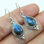 925-Sterling-Silver-Labradorite-Teardrop-Earrings-Jewelry-B07JDSZPP4