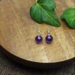 Amethyst-Stud-Earrings-Sterling-Silver-Studs-for-Womens-Girls-B07RBBK227