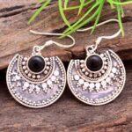 Black-Onyx-Gemstone-Sterling-Silver-Crescent-Moon-Dangle-Earrings-for-Women-and-Girls-Bezel-Set-Ear-Wire-Earrings-Blac-B08K645FYJ