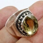 Citrine-November-Birthstone-925-Sterling-Silver-Ring-B07L2V651Y