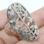 Designer-925-Sterling-Silver-Cocktail-Ring-Jewelry-B07QPBZFRQ