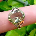 Faceted-Green-Amethyst-Solid-925-Sterling-Silver-Ring-B07L2VTD8B-2