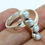 Freshwater-Pearl-Solid-925-Sterling-Silver-Ring-B07L2VN6QP