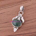 Green-Onyx-Pendant-925-Sterling-Silver-Pendants-for-Womens-Oval-Gemstone-Pendants-Handmade-May-Birthstone-Pendants-H-B07V3RQLRD