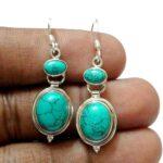 Handcrafted-Lapis-Lazuli-Sterling-Silver-Earrings-for-Women-Turquoise-Earrings-Sterling-Silver-for-Women-B07K18HTY2-3
