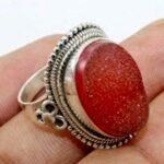 Handmade-Solid-925-Sterling-Silver-Titanium-Druzy-Ring-B07L2VFZ6T
