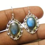 Kanika-Jewelry-Trove-925-Sterling-Silver-Labradorite-Vintage-Earrings-for-Gift-B07K112BVV