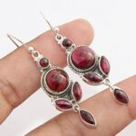 Kanika-Jewelry-Trove-Black-Rutile-Quartz-925-Sterling-Silver-Oxidized-Earrings-B07K1HW23Z