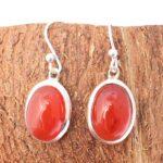 Kanika-Jewelry-Trove-Carnelian-Gemstone-925-Sterling-Silver-Handmade-Earrings-B07JZNSZ7C-2
