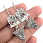 Kanika-Jewelry-Trove-Genuine-Garnet-925-Sterling-Silver-Earrings-B07K1D6TRB