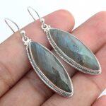Kanika-Jewelry-Trove-Natural-Labradorite-925-Sterling-Silver-Earrings-B07K17WR7Y