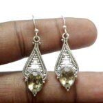 Kanika-Jewelry-Trove-Untreated-Natural-Citrine-Sterling-Silver-Earrings-Dangle-Earrings-B07K1H98YY
