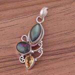 Labradorite-Citrine-Pendant-925-Sterling-Silver-Pendants-for-Womens-Marquise-Oval-Pear-Gemstone-Pendants-Handmade-B07V6Y974Q