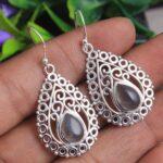 Labradorite-Gemstone-Sterling-Silver-Boho-Drop-Earrings-for-Women-and-Girls-Bezel-Set-Ear-Wire-Earrings-Blue-Bridesmai-B08K61SPQS