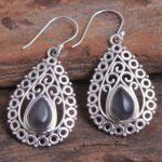 Labradorite-Gemstone-Sterling-Silver-Boho-Drop-Earrings-for-Women-and-Girls-Bezel-Set-Ear-Wire-Earrings-Blue-Bridesmai-B08K61SPQS-2