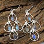 Labradorite-Gemstone-Sterling-Silver-Chandelier-Earrings-for-Women-and-Girls-Bezel-Set-Ear-Wire-Earrings-Blue-Bridesma-B08K63547C-2