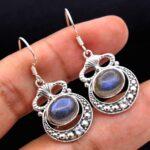 Labradorite-Gemstone-Sterling-Silver-Crown-Dangle-Earrings-for-Women-and-Girls-Bezel-Set-Ear-Wire-Earrings-Blue-Brides-B08K63V281