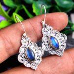 Labradorite-Gemstone-Sterling-Silver-Dangle-Earrings-for-Women-and-Girls-Bezel-Set-Ear-Wire-Earrings-Blue-Bridesmaid-E-B08K5YL26D-2