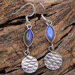 Labradorite-Gemstone-Sterling-Silver-Drop-Earrings-for-Women-and-Girls-Bezel-Set-Ear-Wire-Earrings-Blue-Bridesmaid-Ear-B08K5Z4QTK