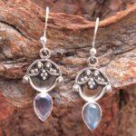 Labradorite-Gemstone-Sterling-Silver-Drop-Earrings-for-Women-and-Girls-Bezel-Set-Ear-Wire-Earrings-Blue-Bridesmaid-Ear-B08K627RPQ-2