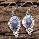 Labradorite-Gemstone-Sterling-Silver-Drop-Earrings-for-Women-and-Girls-Bezel-Set-Ear-Wire-Earrings-Blue-Bridesmaid-Ear-B08K62ZW87