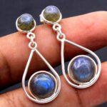Labradorite-Gemstone-Sterling-Silver-Drop-Earrings-for-Women-and-Girls-Bezel-Set-Pushback-Earrings-Blue-Bridesmaid-Ear-B08K63Q75P-2