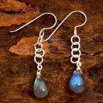 Labradorite-Gemstone-Sterling-Silver-Tear-Drop-Earrings-for-Women-and-Girls-Bezel-Set-Ear-Wire-Earrings-Blue-Bridesmai-B08K64NNL3-2