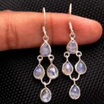 Moonstone-Gemstone-Sterling-Silver-Designer-Drop-Earrings-for-Women-and-Girls-Bezel-Set-Ear-Wire-Earrings-White-Brides-B08K63RC2S