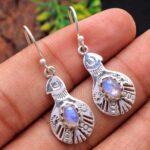 Moonstone-Gemstone-Sterling-Silver-Hamsa-Drop-Earrings-for-Women-and-Girls-Bezel-Set-Ear-Wire-Earrings-White-Bridesmai-B08K65GL4G-2