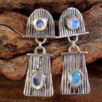 Moonstone-Gemstone-Sterling-Silver-Textured-Dangle-Earrings-for-Women-and-Girls-Bezel-Set-Pushback-Earrings-White-Brid-B08K62V2K9