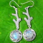 Moonstone-Gemstone-Sterling-Silver-Tree-Branch-Drop-Earrings-for-Women-and-Girls-Bezel-Set-Ear-Wire-Earrings-White-Bri-B08K63HXT5