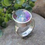 Mystic-Quartz-925-Sterling-Silver-Ring-Gemstone-Handmade-Jewelry-B07L2W2HMR