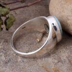 Natural-Larimar-mens-Ring-925-Solid-Sterling-Silver-Ring-mens-ring-mens-Gemstone-Ring-Larimar-ring-signet-rings-B07T7YTT33-4
