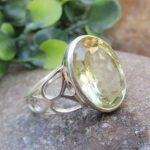 Natural-Lemon-Quartz-Gemstone-925-Sterling-Silver-Ring-Handmade-Jewelry-for-Womens-Gift-B07L2VBSS5