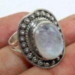 Natural-Rainbow-Moonstone-Solid-925-Sterling-Silver-Ring-B07L2V9LQ6