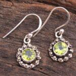 Peridot-Gemstone-Sterling-Silver-Dangle-Earrings-for-Women-and-Girls-Bezel-Set-Ear-Wire-Earrings-Green-Bridesmaid-Earr-B08K622WXY