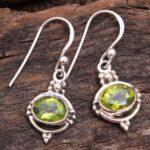 Peridot-Gemstone-Sterling-Silver-Drop-Earrings-for-Women-and-Girls-Bezel-Set-Ear-Wire-Earrings-Green-Bridesmaid-Earrin-B08K61BRBT
