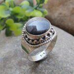 Rainbow-Moonstone-Gemstone-925-Sterling-Silver-Ring-Handmade-Jewelry-B07L2V9KK7