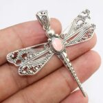Rose-Quartz-Dragonfly-925-Sterling-Silver-Pendant-Available-in-other-stones-too-B07RKX8TD6