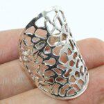 Solid-925-Sterling-Silver-Filigree-Ring-Jewelry-B07QM9SL7T