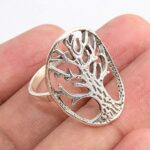 Tree-Of-Life-925-Sterling-Silver-Ring-Handmade-Jewelry-for-Gift-Handmade-Ring-B07L2VPNW3