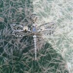 Turquoise-Dragonfly-925-Sterling-Silver-Pendant-Available-in-other-stones-too-B07RHP7KV3-8