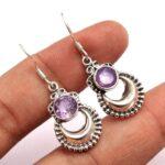 amethyst-Gemstone-Sterling-Silver-Crescent-Dangle-Earrings-for-Women-and-Girls-Bezel-Set-Ear-Wire-Earrings-Purple-Brid-B08K5YLTCR