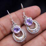 amethyst-Gemstone-Sterling-Silver-Crescent-Dangle-Earrings-for-Women-and-Girls-Bezel-Set-Ear-Wire-Earrings-Purple-Brid-B08K61S6JK