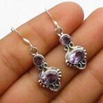 amethyst-Gemstone-Sterling-Silver-Drop-Earrings-for-Women-and-Girls-Bezel-Set-Ear-Wire-Earrings-Purple-Bridesmaid-Earr-B08K63TB8R