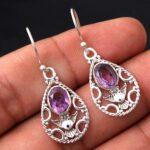amethyst-Gemstone-Sterling-Silver-Owl-Drop-Earrings-for-Women-and-Girls-Bezel-Set-Ear-Wire-Earrings-Purple-Bridesmaid-B08K61C7DB-2